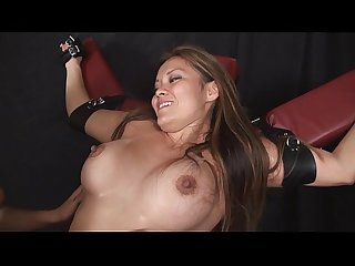 Asian Nikki tickle orgasm by brooke hd tickleabuse com insatiable