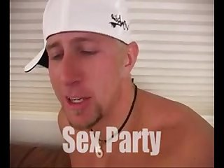 Frat party orgy