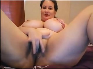 Big Boobs in Webcam - WebCamStripper.net
