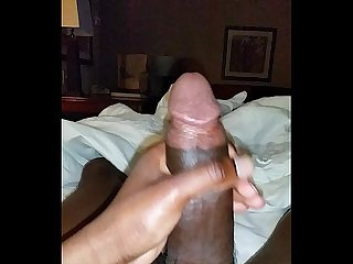 Bbc Cumming all over.