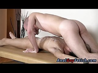 Twink teacher shower brit twink oli jay is bound down to the table