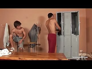 Young Latinos Laurant and Antoine Fucking