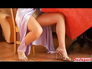 Son fucks blonde mom more at doctoporn com
