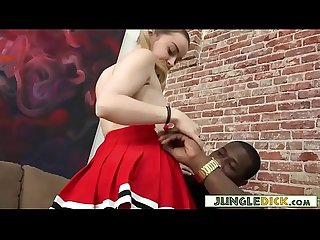 Alexia gold saves her dad with interracial sex