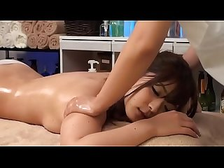Japanese Hot Massage Beautiful Girl