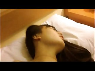 Cute Chinese college girl fucked at hotel more on chinaslutcam com