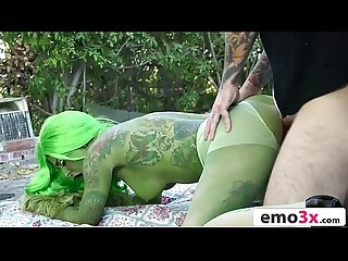 How the grinch gaped christmas joanna angel chapter 4
