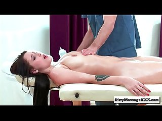 One thick juicy client with noelle easton from dirty masseur part02