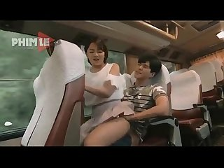 Korean sex in Bus