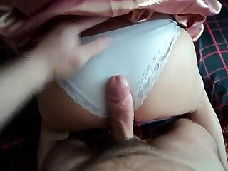 Amateur Homemade MATURE MOM sex doggystyle real voyeur masturbation hidden cam