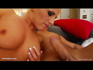 MILFthing presents - Janet superhot mature MILF getting banged hardcore