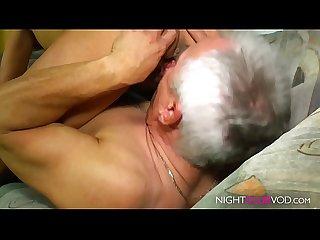 Granny got hardcore fucked