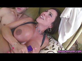 Cock loving babe Ariella ferrera spreads her cunt