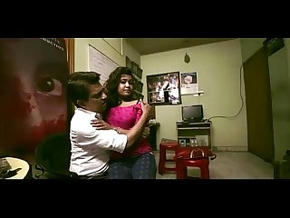 Hot scene from Bollywood movie happy adults only