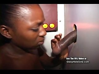 Glory hole girlz cock sucking sluts outtakes
