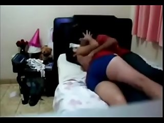 Cheating pune wife extramarital affair with neighbor caught on cam