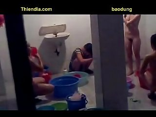 Vietnam student hidden cam in bathroom