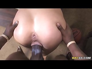 Kaylee Hilton Tries Interracial Sex And Anal