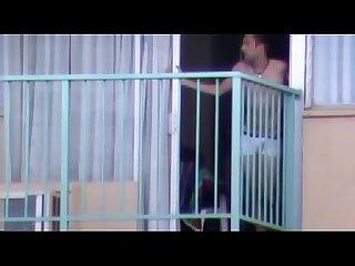 Spy balcon