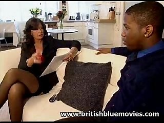 Sarah beattie british milf interracial anal
