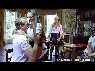 Brazzers sexy school girl emma leigh gets fucked