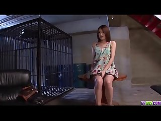 Yuna satsuki gets hevy cock to bang her furry pussy more at 69avs com