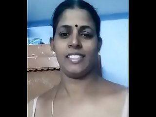 indian aunty showing