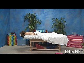 Porn massage