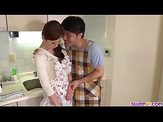 amateur Japanese group sex with Rina Koda - More at Slurpjp.com