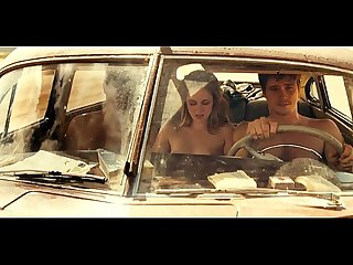 Kristen stewart on the Road nude scenes
