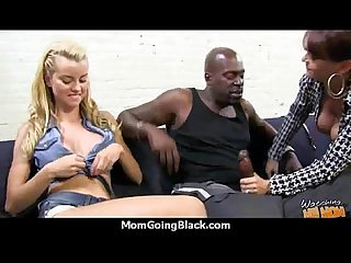 Huge black cock destroys amateur housewife 11