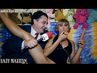Baby marilyn masturbates herself with a w rstel for Andrea dipr