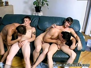 Schoolboys masturbate high quality and shaved gay twinks oral cum