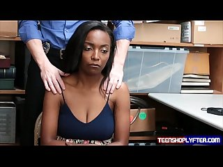 Ebony teen daya knight gets the choice to go free or face jail time