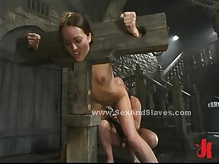 Indonesian sex slave extreme ass fuck