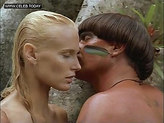 Daryl hannah naked in public outdoors at play in the fields of the lord 1991