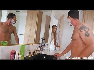 Stepdaughter Blair Williams Fucked By Dad