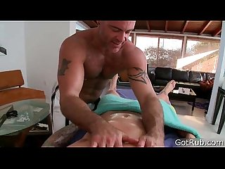 Guy gets ass fucked with glass toy 5 by gotrub