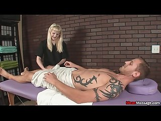 Massage happy ending turns cruel fast