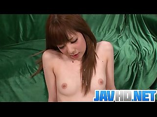 Marin omi craves for cock in her juicy cunt