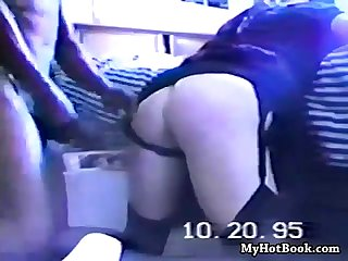 A white skank from 95 part 1
