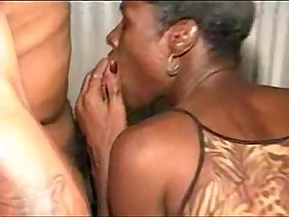 Ebony married couple sex tape