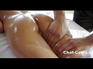 scorching hot august ames oily hardcore sex