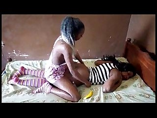 Ebony Lesbian teen oil Massage