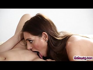Lucy doll and mindi mink grinding pussy on pussy