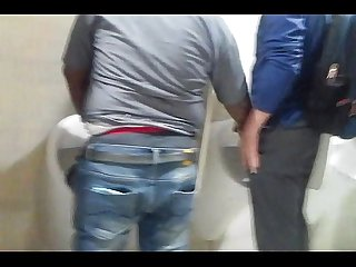 All men want my cock in public toilet