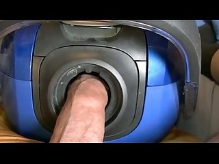 Vacuum Cleaner Jerk Off