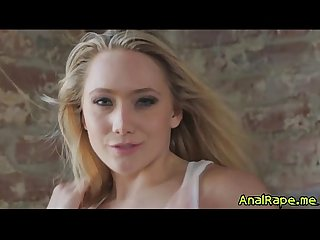 Aj applegate S first double anal gangbang ever