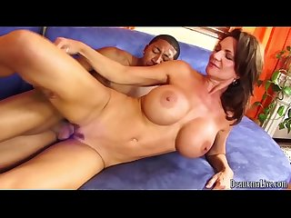 Milf deauxmalive is big titty ass fffm foursome