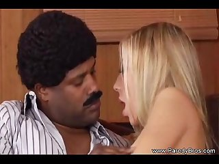 Interracial Black White Rough Sex